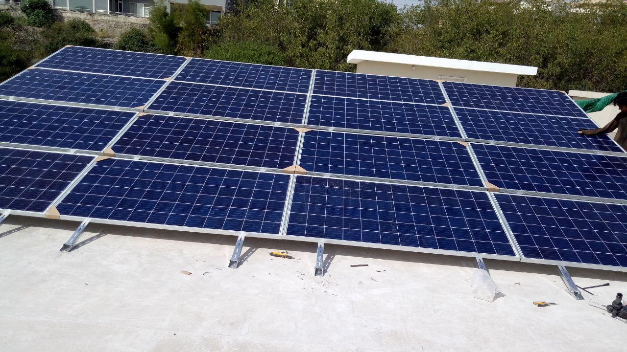 Iqra University - Energy2000