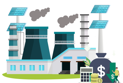 Solar-system-for-industry-lowers-the-operating-cost